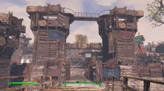 "I made a new entrance to Sanctuary Hills, using ""Wooden Prefabs Extended"". Critique is welcomed! Post your entrance if you feel like sharing yours! - Album on Imgur"