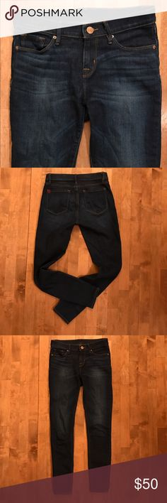 Urban Outfitters BDG Midrise Twig Ankle Jeans NWOT New, never worn!! BDG (Urban Outfitters) mid rise Twig Skinny Ankle Jeans. Distressed, dark wash. In excellent, new condition. No trades, thank you. Urban Outfitters Jeans Skinny