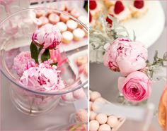 cabbage roses/peonies maybe??? love it! //Definitely peonies not in full bloom. Gorgeous!