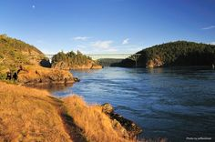 Deception Pass Headlands - Rosario Head - Lighthouse Point. Photo by Trip Reporter jeffbottman.     Take an easy hike with great year-round ocean views. In this spectacular state park, you can explore tide pools or keep a keen eye out for whales on more than 40 miles of trails. #hiking #trails
