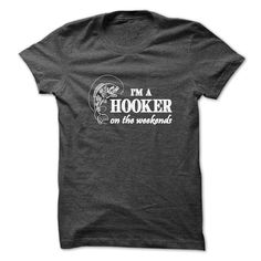 View images & photos of Hooker on The Weekends t-shirts & hoodies