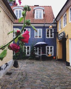 Aalborg by @eelesku Denmark Europe, Copenhagen Denmark, Malta, Aalborg, Travel Inspiration, Mansions, House Styles, Places, Instagram Posts