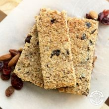Fruit & Hemp Bars from the mid-day 'pick me ups'  category