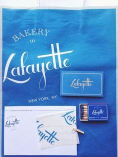 lafayette branding