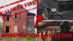 We bring you a unique story about the cause of arson of this 1876 Heritage House. Investigations, Ontario, Abandoned, Left Out