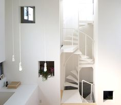 Spiral Staircase  Studio LOOP