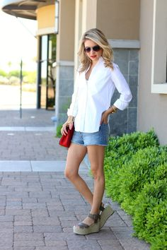 Espadrille outfit @marcfisher