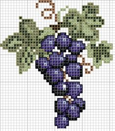 Thrilling Designing Your Own Cross Stitch Embroidery Patterns Ideas. Exhilarating Designing Your Own Cross Stitch Embroidery Patterns Ideas. Cross Stitch Fruit, Small Cross Stitch, Cross Stitch Tree, Cross Stitch Flowers, Cross Stitch Charts, Cross Stitch Designs, Cross Stitch Patterns, Cross Stitching, Cross Stitch Embroidery