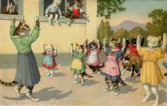 Max Kunzli Hartung 1940s  postcard