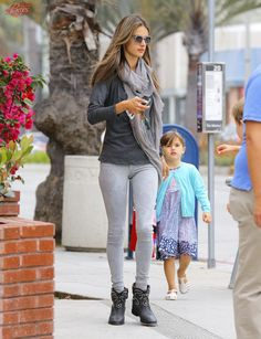 Alessandra Ambrosio out and about in Brentwood, CA - June 14, 2013