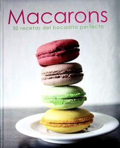 JESUSLOPEZ STYLE: Libro de recetas de Macarons