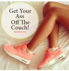 Lazy Girls Guide To Get Off The Couch And Stay Fit -