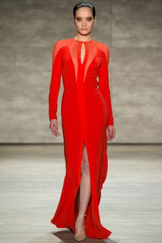 Bibhu Mohapatra | Fall 2014 Ready-to-Wear Collection | Style.com