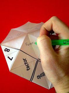 FREE multiplication cootie catcher when you follow FlapJack at Teachers pay Teacher!