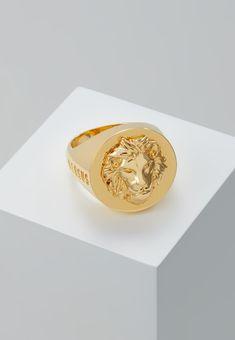7645e7ff5a1 Versus Versace Ringar - gold-coloured - Zalando.se