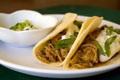 Leftover Turkey Tacos Recipe » Cooking by the seat of our pants