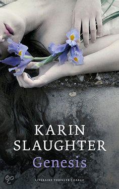 Karin Slaughter - Genesis - eigen boek + Kobo