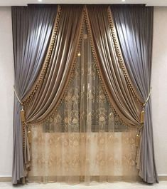 Classic Curtains Modern Curtains Elegant Curtains White Curtains Diy Curtains Curtains With Blinds Window Curtains Curtain Designs For Bedroom Home Theater Curtains Bedroom Curtains With Blinds, Living Room Decor Curtains, Luxury Curtains, Drapes Curtains, Living Rooms, Lounge Curtains, Bedroom Ceiling, Velvet Curtains, Drapery