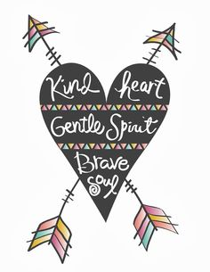 """Kind-Gentle-Brave"" Bohemian Gypsy Jane"