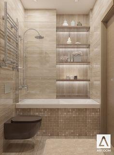 Bathroom travertine/ санузел More