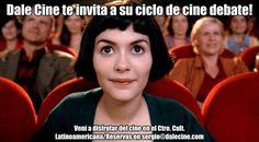 El viernes 30 de septiembre vení a ver una hermosa película de amor a nuestro cine debate en Belgrano!