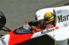 Ayrton Senna Monaco GP 1988
