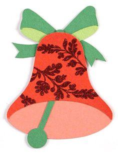 Bell Paper-Piecing Pattern