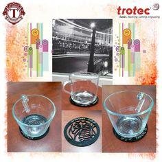 Personalized acrylic beverage coaster made by Trotec Laser Machine. #trotec #laser #cutting #personalized #acrylic #beverage #coaster #fantastic #designs #drinks #unique #altarkeez #success #dubai #contactus  For more information and queries please contact us: Al Tarkeez Trading LLC Phone: (00971) 4 294 1171 - (00971) 4 294 1173 Fax: (00971) 4 294 1188 Email: info@tarkeez.net www.tarkeez.net Al Garhoud, Ithraa Plaza Bldg, Office number: 302, Dubai - U.A.E