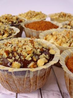 Donut Muffins, Protein Muffins, Zucchini Muffins, Cranberry Muffins, Muffins Blueberry, Morning Glory Muffins, Nutella Muffin, Deserts, Food And Drink