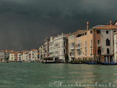Gran Canal, Venecia, Italia (abril 2012)