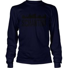 Scranton Pennsylvania City Skyline - Mens Premium T-Shirt  #gift #ideas #Popular #Everything #Videos #Shop #Animals #pets #Architecture #Art #Cars #motorcycles #Celebrities #DIY #crafts #Design #Education #Entertainment #Food #drink #Gardening #Geek #Hair #beauty #Health #fitness #History #Holidays #events #Home decor #Humor #Illustrations #posters #Kids #parenting #Men #Outdoors #Photography #Products #Quotes #Science #nature #Sports #Tattoos #Technology #Travel #Weddings #Women