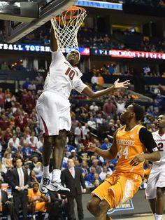 NCAA Basketball: SEC Conference Tournament-Tennessee vs Arkansas Ncaa Tournament, University Of Arkansas, Final Four, Usa Today Sports, National Championship, Basketball Court, Tennessee, Conference