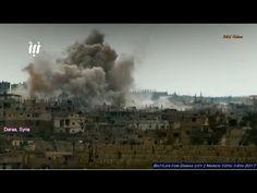 Guerra na Síria - Batalha pela cidade de Daraa - 10 a 14.03.2017