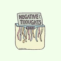Shred Negative Thoughts! #mentalhealth #health #support #positive #positivethinking #therapy #counseling #resilience #grit #anxiety #depression #bipolardisorder #quotes #motivationalquotes