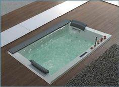 Modern-Design-Square-Jacuzzi-Tub