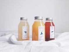 Juice Bottles for Bread & Biscuit on Behance