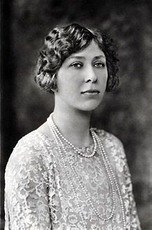 Mary, The Princess Royal (1897 - 1965). Daughter of King George V and Queen Mary. She married Henry Lascelles, Earl of Harewood, and had two sons.