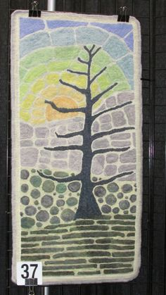 Spirit Tree: Proposed Plans Becoming Rugs - The Welcome Mat