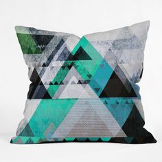 Mareike Boehmer Graphic 4 XY Throw Pillow | DENY Designs Home Accessories
