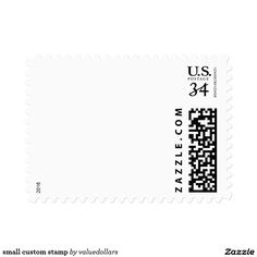 small custom stamp