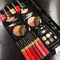 Chanel Dans La Lumiere de L'Ete #makeup Collection Summer 2016 First Look