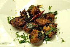 Culinary Nirvana!: Swati's Andhra Chicken! ;)