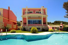 Villa Romanza A | San Stefanos in Corfu, Greece