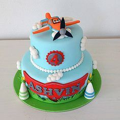 Image result for disney planes cakes