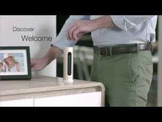 Netatmo Welcome - eine Überwachungskamera mit vielen Extras Eine Plus-And-Play Überwachungskamera aus dem Hause Netatmo.  Das Smart Home Gerät bietet viele Extras wie Gesichtserkennung, Nachtmodus, Verschlüsselung, Videosensor mit 5 MP ...