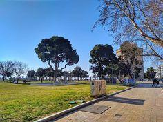 Always so beautiful! City Photography, Mobile Photography, Greece Thessaloniki, Greece Travel, Sunny Days, Sidewalk, Happy, Photos, Beautiful