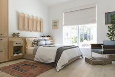 Inside a Newport Beach farmhouse with a cool California vibe – Walmart Farmhouse Decor Interior Decorating, Interior Design, Teen Girl Bedrooms, Indoor Outdoor Living, Newport Beach, Contemporary Design, Contemporary Bedroom, Home Remodeling, Living Spaces