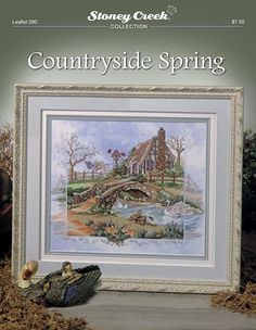 Leaflet 280 Countryside Spring – Stoney Creek Online Store