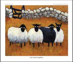 Ewe-nited together