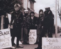 Steel Pulse and The Clash